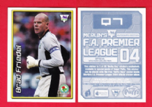 Blackburn Rovers Brad Friedel USA Q7